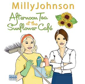 Afternoon Tea At The Sunflower Cafe thumbnail