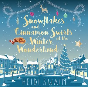 Snowflakes And Cinnamon Swirls At The Winter Wonderland thumbnail
