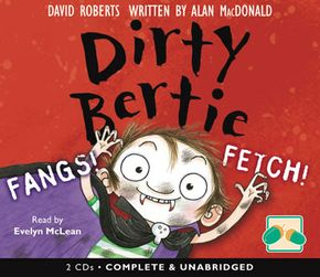 Dirty Bertie: Fangs! & Fetch! thumbnail
