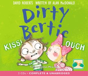 Dirty Bertie: Kiss! & Ouch! thumbnail
