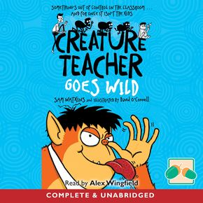 Creature Teacher Goes Wild thumbnail