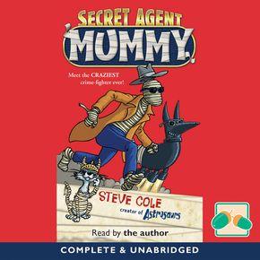 Secret Agent Mummy thumbnail