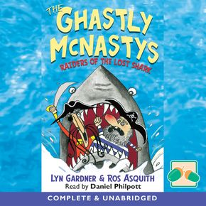 The Ghastly McNastys: Raiders Of The Lost Shark thumbnail