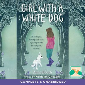 Girl With A White Dog thumbnail