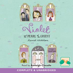 Violet And The Pearl Of The Orient thumbnail