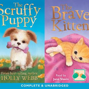 The Scruffy Puppy & The Brave Kitten thumbnail