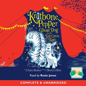 Knitbone Pepper Ghost Dog And The Last Circus Tiger thumbnail