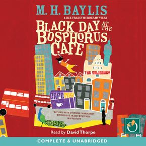 Black Day At The Bosphorus Cafe thumbnail