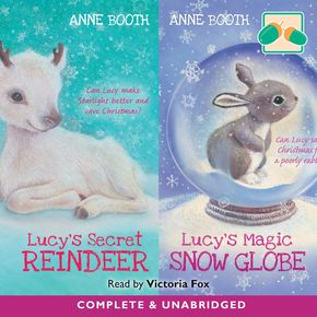 Lucy's Secret Reindeer & Lucy's Magic Snow Globe thumbnail