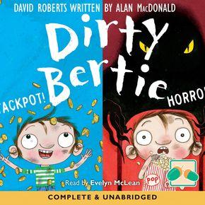 Dirty Bertie: Jackpot! & Horror! thumbnail