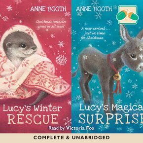 Lucy's Winter Rescue & Lucy's Magical Surprise Read thumbnail