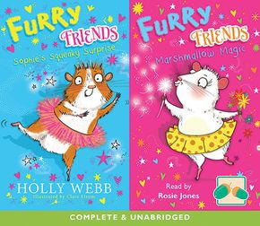 Furry Friends: Sophie's Squeaky Surprise & Marshmallow Magi thumbnail