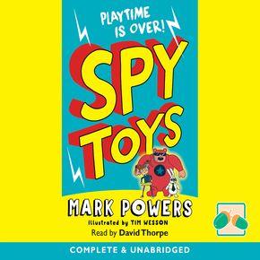 Spy Toys thumbnail