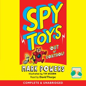 Spy Toys Out Of Control thumbnail