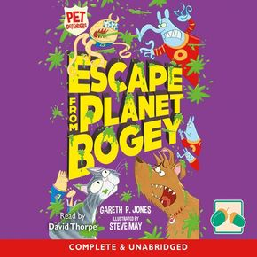Escape from Planet Bogey thumbnail