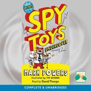 Spy Toys Undercover thumbnail