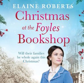 Christmas At The Foyles Bookshop thumbnail