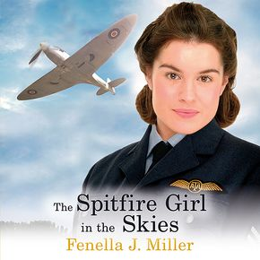 The Spitfire Girl in the Skies thumbnail