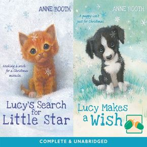 Lucy's Search For Little Star & Lucy Makes A Wish thumbnail