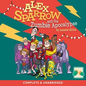 Alex Sparrow And The Zumbie Apocalypse thumbnail