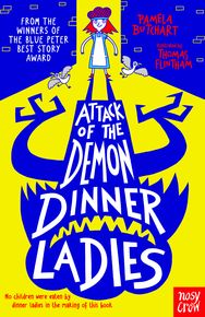 Attack Of The Demon Dinner Ladies thumbnail