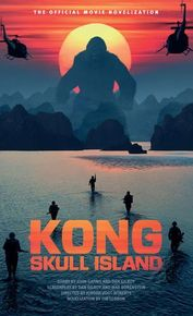 Kong: Skull Island - The Official Movie Novelization thumbnail